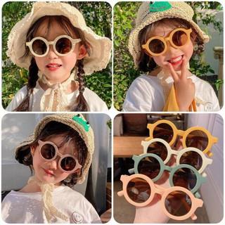 Kính chống nắng, Kính chống bụi , Kính thời trang cho bé đi chơi đi biển - Gọng kính nhựa PC, mắt kính quang học thumbnail