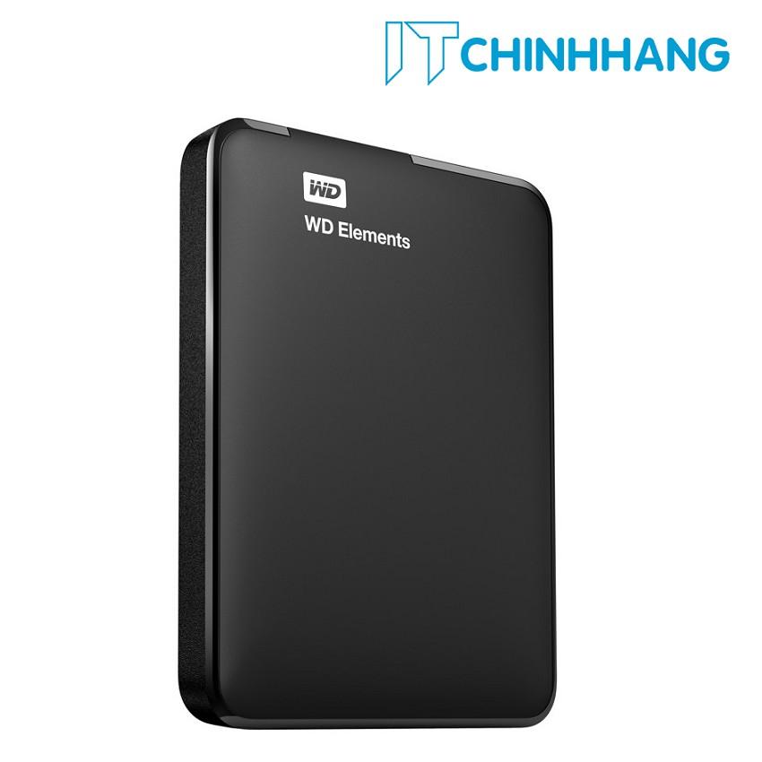 Ổ cứng di động HDD WD 750Gb - Element 2.5