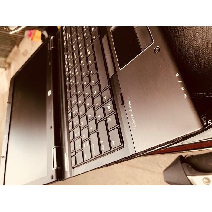 LAPTOP HP 8440W i5/4G/320G HDD Card rời