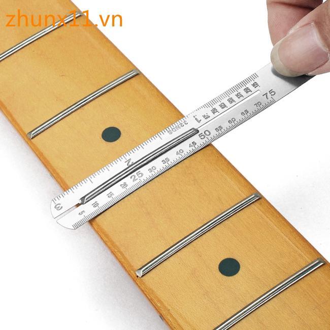 Guitar Fret Fretboard Protector Guards Tone Capacitor Measurer Guitar Repair Tools