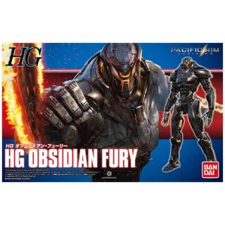 Mô hình lắp ráp HG 1/144 Obsidian Fury
