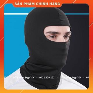 Khăn Trùm Đầu Ninja Fullface Kiêm Khẩu Trang Chống Nắng, Chống Bụi