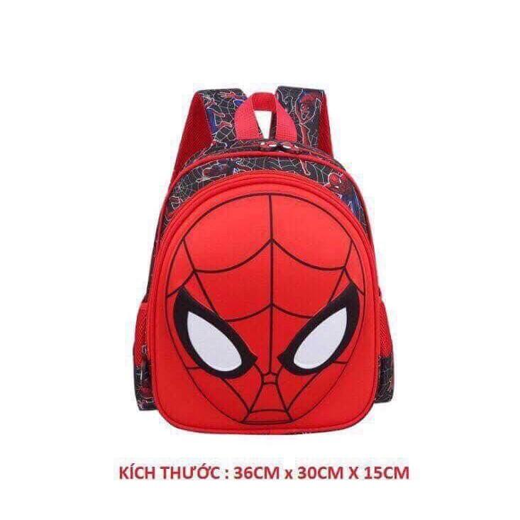 balo Spiderman cho bé