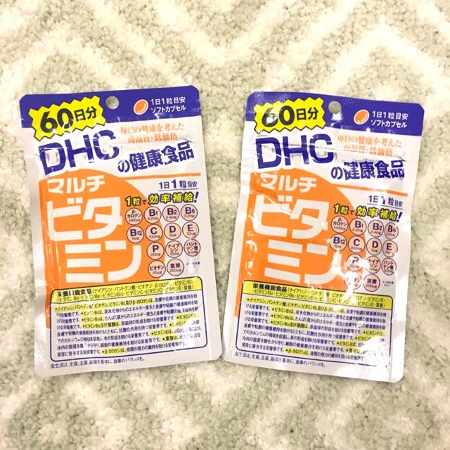 (Gom sale) Viên uống bổ sung vitamin tổng hợp 60 ngày - DHC Nhật Bản - 3220528 , 894169862 , 322_894169862 , 200000 , Gom-sale-Vien-uong-bo-sung-vitamin-tong-hop-60-ngay-DHC-Nhat-Ban-322_894169862 , shopee.vn , (Gom sale) Viên uống bổ sung vitamin tổng hợp 60 ngày - DHC Nhật Bản