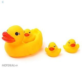 Đàn vịt thả bồn tắm 1 mẹ 3 con cho bé Ưu Đãi Giảm Giá Sản Phẩm