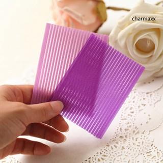 Miếng dán cố định tóc mái tạo kiểu liền mạch tiện dụng chất lượng cao 4
