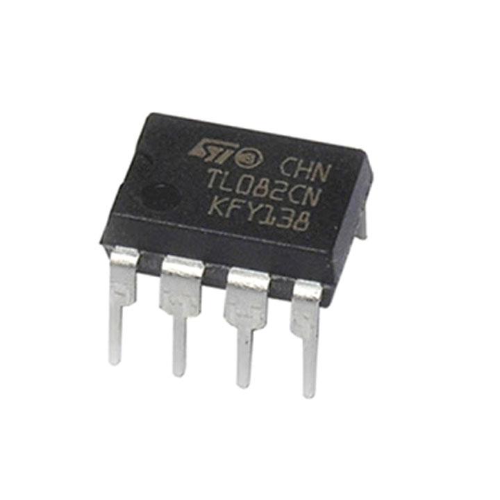 IC TL082 DIP8 Cắm