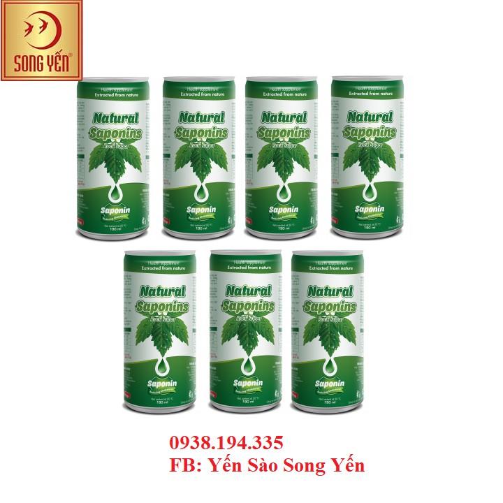 Yến Sào Song Yến - Combo 7 Lon Ngũ Diệp Sâm - 14183734 , 1254122292 , 322_1254122292 , 150000 , Yen-Sao-Song-Yen-Combo-7-Lon-Ngu-Diep-Sam-322_1254122292 , shopee.vn , Yến Sào Song Yến - Combo 7 Lon Ngũ Diệp Sâm