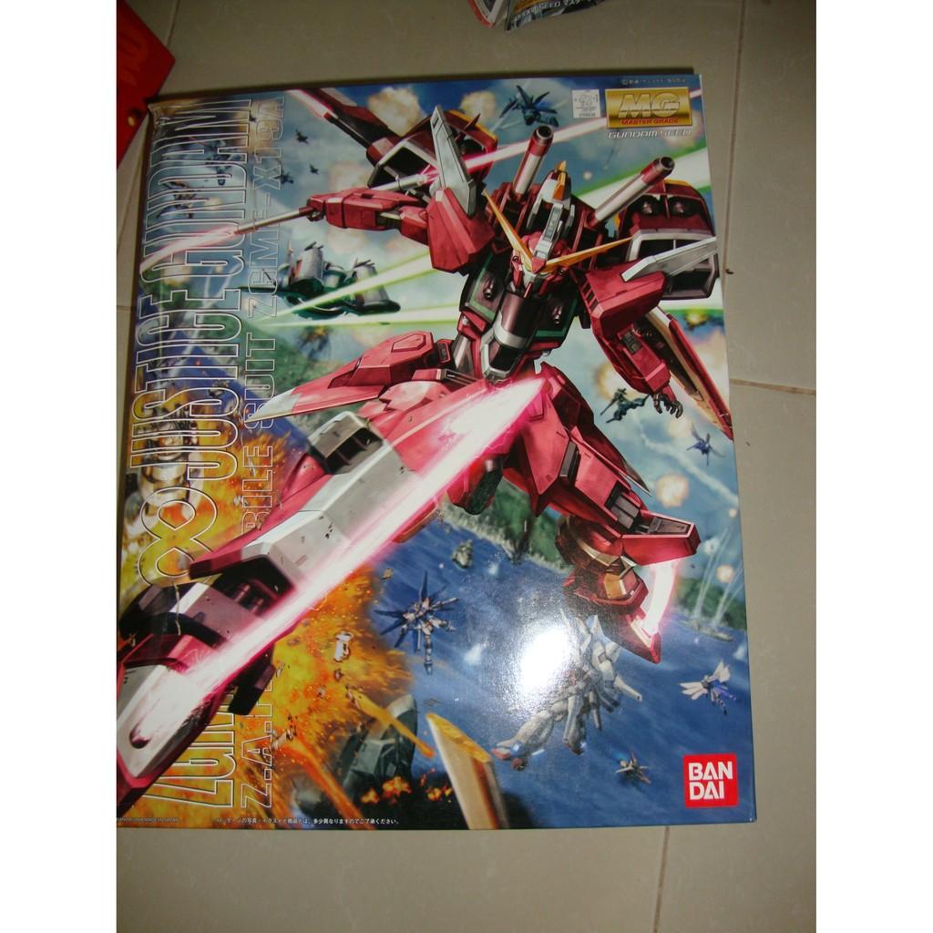 Mô hình lắp ráp MG 1/100 Infinity Justice Gundam - 10057001 , 260802154 , 322_260802154 , 960000 , Mo-hinh-lap-rap-MG-1-100-Infinity-Justice-Gundam-322_260802154 , shopee.vn , Mô hình lắp ráp MG 1/100 Infinity Justice Gundam