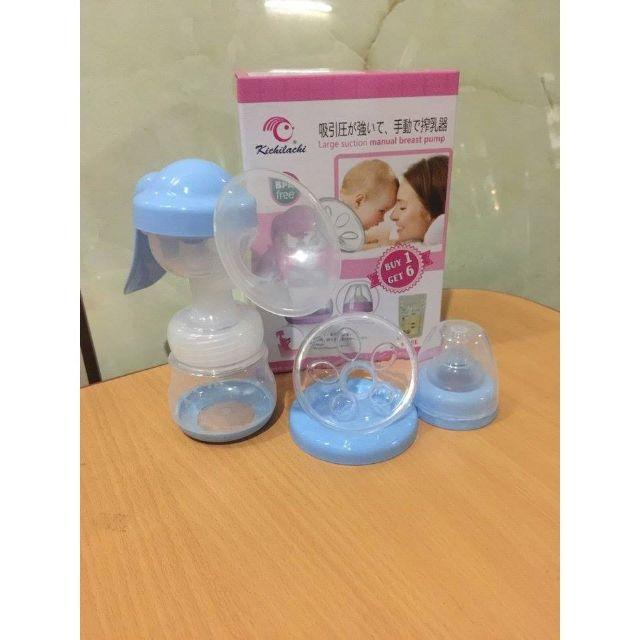 Máy vắt sữa bằng tay Kichilachi cho mẹ ( sỉ, lẻ) - 9931720 , 311956765 , 322_311956765 , 170000 , May-vat-sua-bang-tay-Kichilachi-cho-me-si-le-322_311956765 , shopee.vn , Máy vắt sữa bằng tay Kichilachi cho mẹ ( sỉ, lẻ)