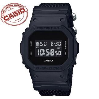Đồng hồ nam G-shock CASIO DW-5600BBN-1DR Chính hãng - Chống nước tuyệt đối - Siêu đẹp