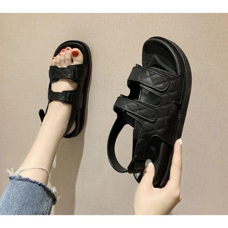 Giày Sandal Nữ Phong Cách Hàn Quốc (size 36-40)