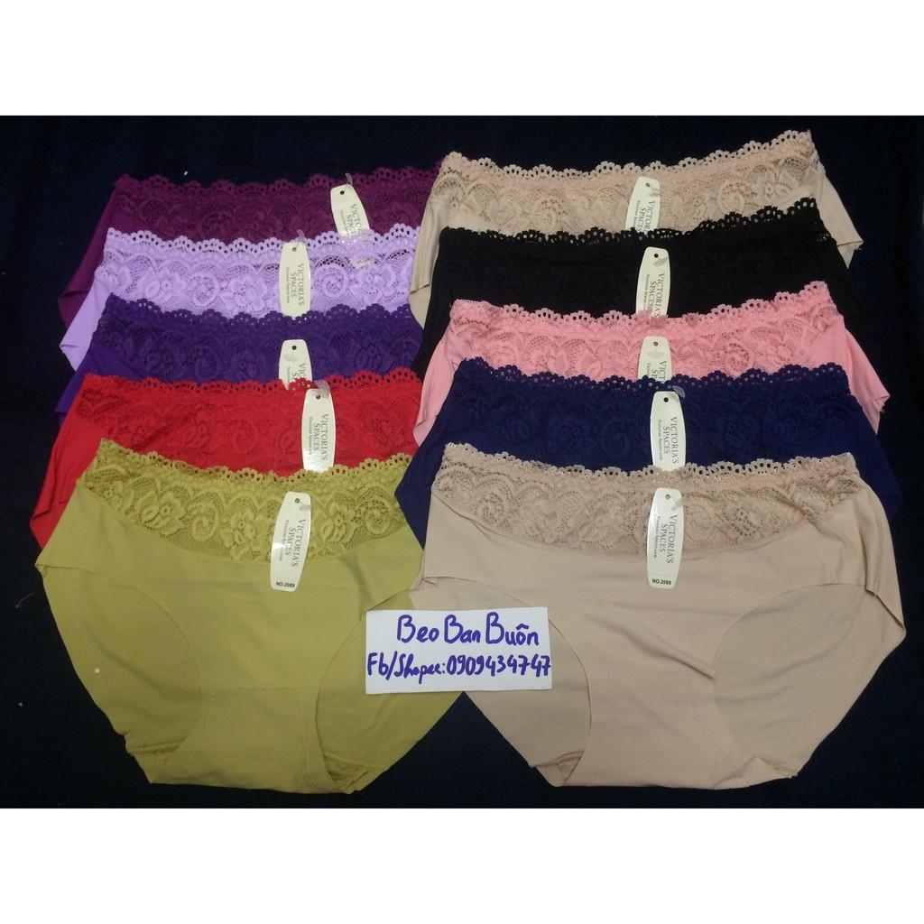 10 quần lót nữ victoria