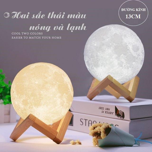 Đèn ngủ Mặt trăng 3D Moon Light 13cm - Đế gỗ   đường kính 13cm   pin sạc   chuyển đổi được 3 màu sắc - 3021451 , 1024518687 , 322_1024518687 , 350000 , Den-ngu-Mat-trang-3D-Moon-Light-13cm-De-go-duong-kinh-13cm-pin-sac-chuyen-doi-duoc-3-mau-sac-322_1024518687 , shopee.vn , Đèn ngủ Mặt trăng 3D Moon Light 13cm - Đế gỗ   đường kính 13cm   pin sạc   chuy