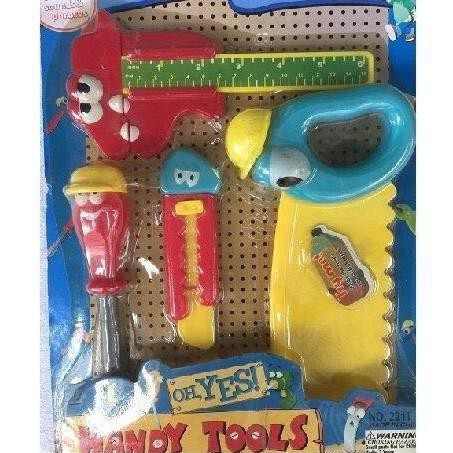Bộ đồ chơi kỹ sư ngộ nghĩnh cho bé