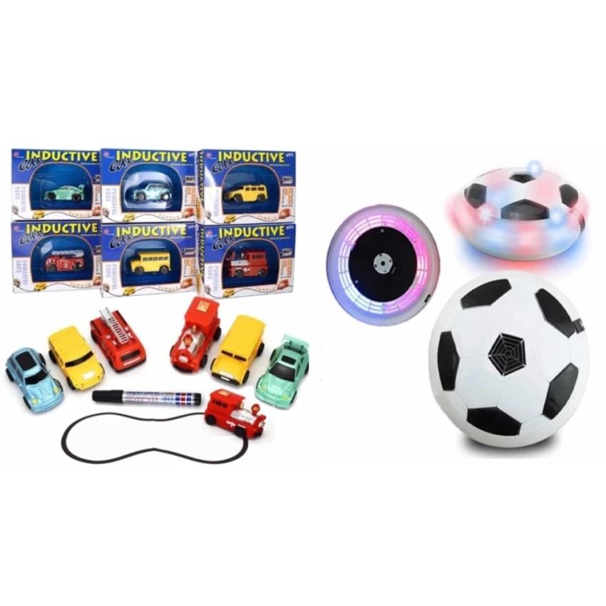 Combo bộ đồ chơi Ô tô cảm ứng chạy theo nét bút vẽ NO.777-005 (ngẫu nhiên) và bộ đồ chơi bóng đá tro - 3186826 , 470459260 , 322_470459260 , 279000 , Combo-bo-do-choi-O-to-cam-ung-chay-theo-net-but-ve-NO.777-005-ngau-nhien-va-bo-do-choi-bong-da-tro-322_470459260 , shopee.vn , Combo bộ đồ chơi Ô tô cảm ứng chạy theo nét bút vẽ NO.777-005 (ngẫu nhiên) v
