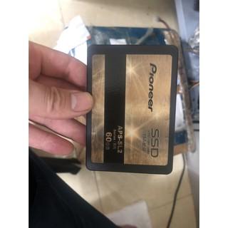 ổ cứng 120g cũ kèm khay đựng (caddy bay nhôm, hàng mới bh 6 tháng)