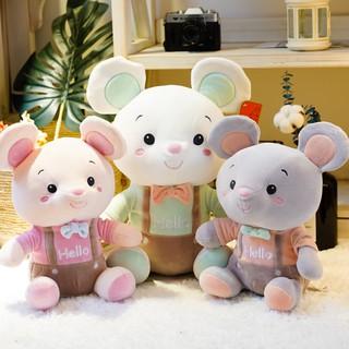 chuột hamster nhồi bông đáng yêu