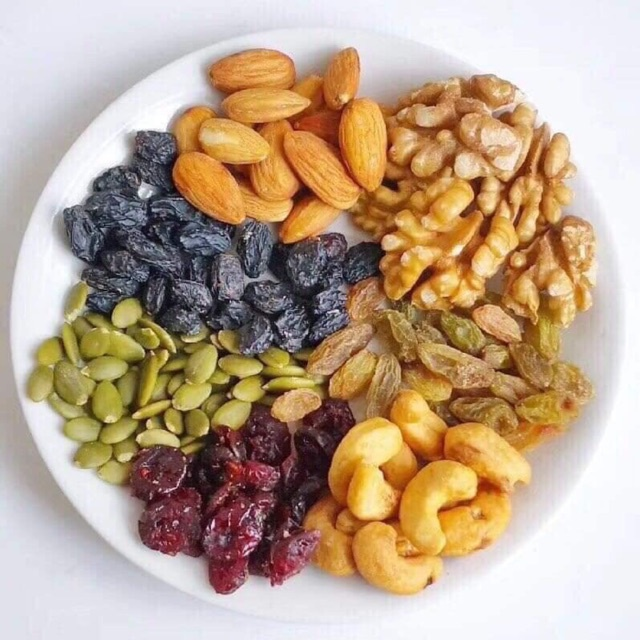 COMBO 3 Hộp 7 loại hạt dinh dưỡng (150Gr/Hộp)
