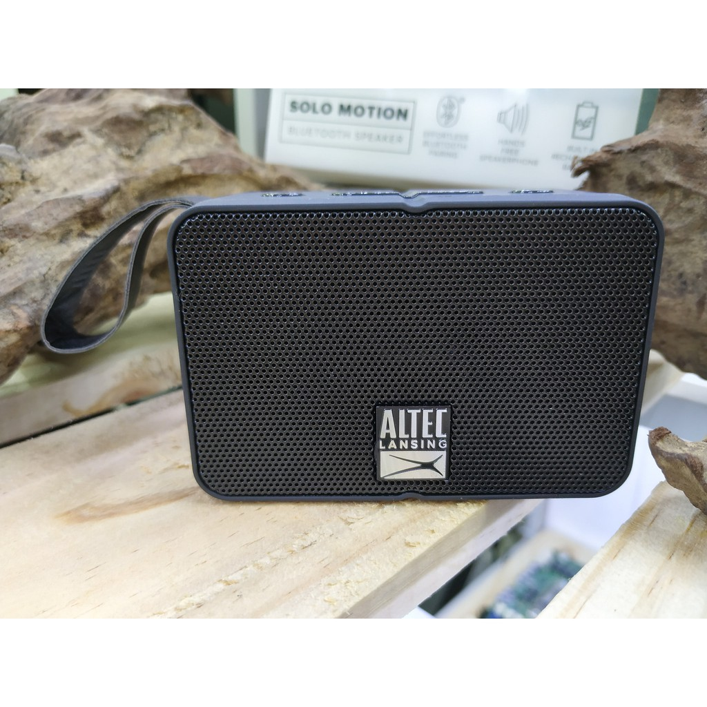 Loa bluetooth Altec Lansing IMW120