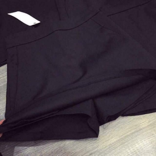 1004688015 - Chân váy có quần trong chất umi siêu đẹp