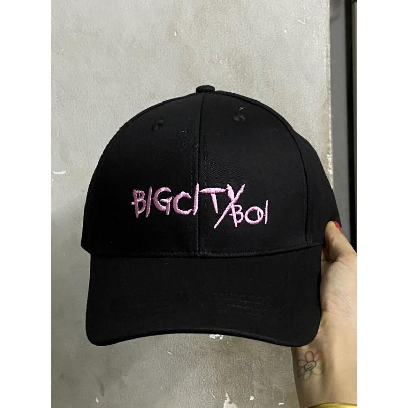 NÓN KẾT THÊU  BigcityBoy THỜI TRANG