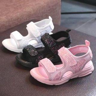 Dép sandal bé gái dép quai hậu trẻ em dễ thương