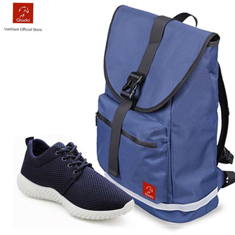 Combo Balo Classical Glado BLL005 (Xanh) + Giày Sneaker Thời Trang Zapas (Màu Xanh - Đen) - GS062 - 2995198 , 402021826 , 322_402021826 , 500000 , Combo-Balo-Classical-Glado-BLL005-Xanh-Giay-Sneaker-Thoi-Trang-Zapas-Mau-Xanh-Den-GS062-322_402021826 , shopee.vn , Combo Balo Classical Glado BLL005 (Xanh) + Giày Sneaker Thời Trang Zapas (Màu Xanh - Đe