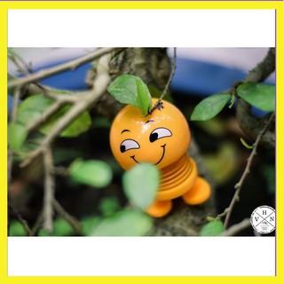 [ Freeship Toàn Quốc ] Con Lắc Lò Xo – Thú Nhún Emoji Siêu Dễ Thương – Dính Chặt, Lò Xo Bền – Havana Store