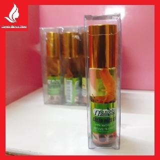 [chuẩn auth] dầu gió thảo dược thái lan Green herb thumbnail