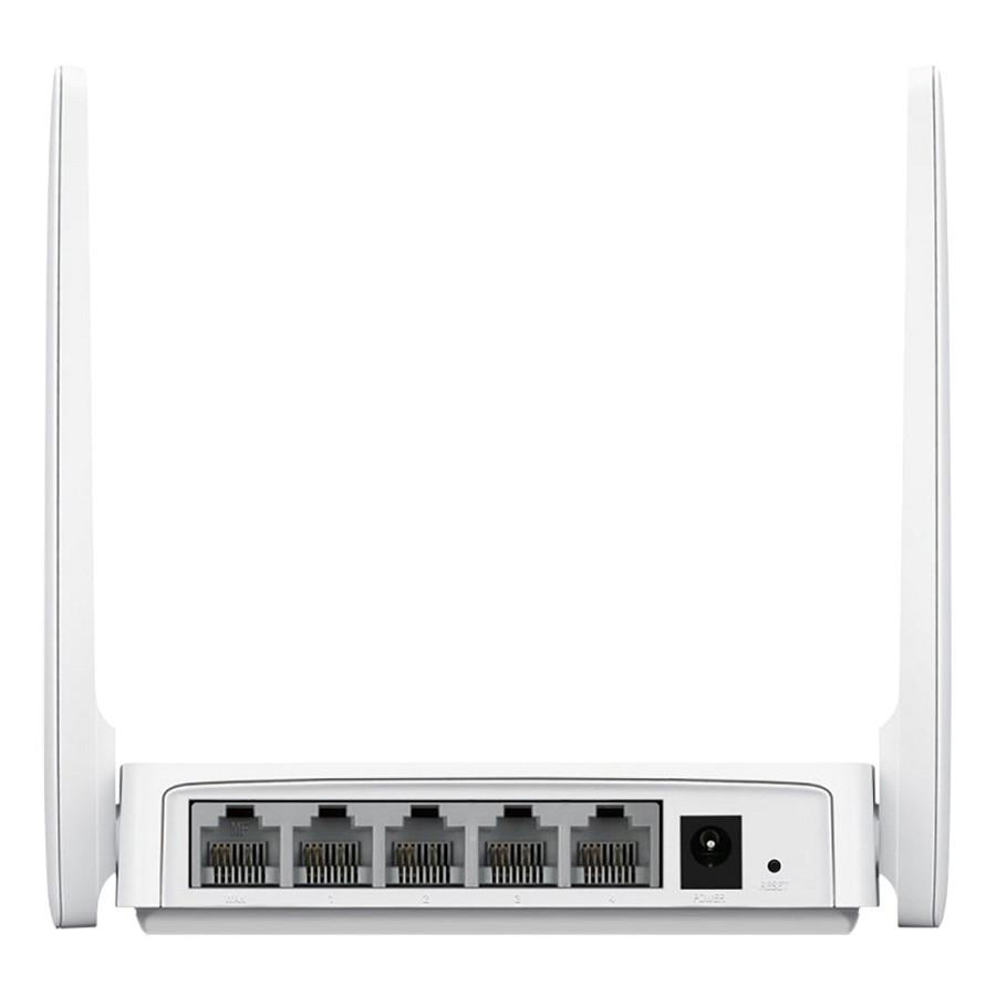 Bộ phát wifi không dây Mercusys MW305R 300Mbps (Trắng)