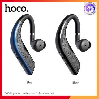 Tai Nghe Bluetooth hoco E48 1 Bên Có Mic Pin 18h - Hàng Chính Hãng