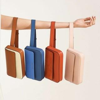Túi đeo chéo kết hợp đeo hông