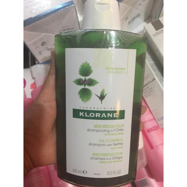 Dầu gội Klorane cho tóc dầu 400ml