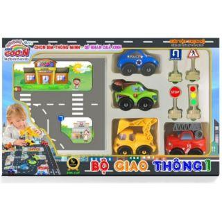 Đồ chơi phương tiện giao thông cho bé