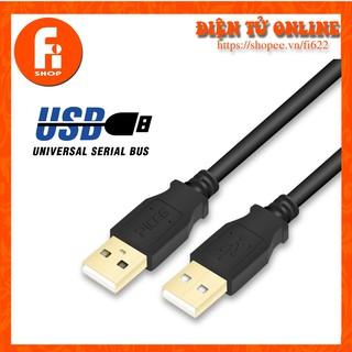 Yêu ThíchCáp USB 2 đầu dùng để up rom tv box 1m