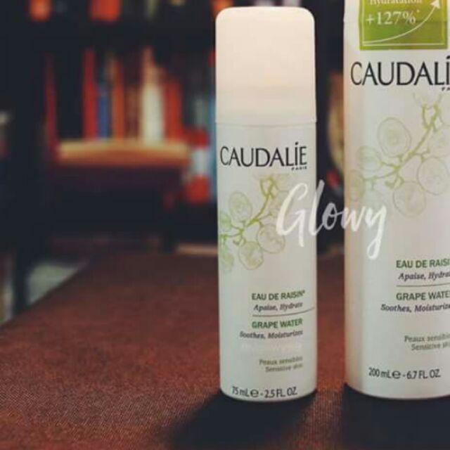 Xịt dưỡng nước nho Caudalie 70ml