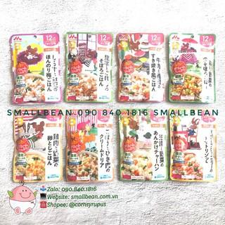 Cháo Morinaga Nhật Bản cho bé ăn dặm từ 12m gói 120g thumbnail