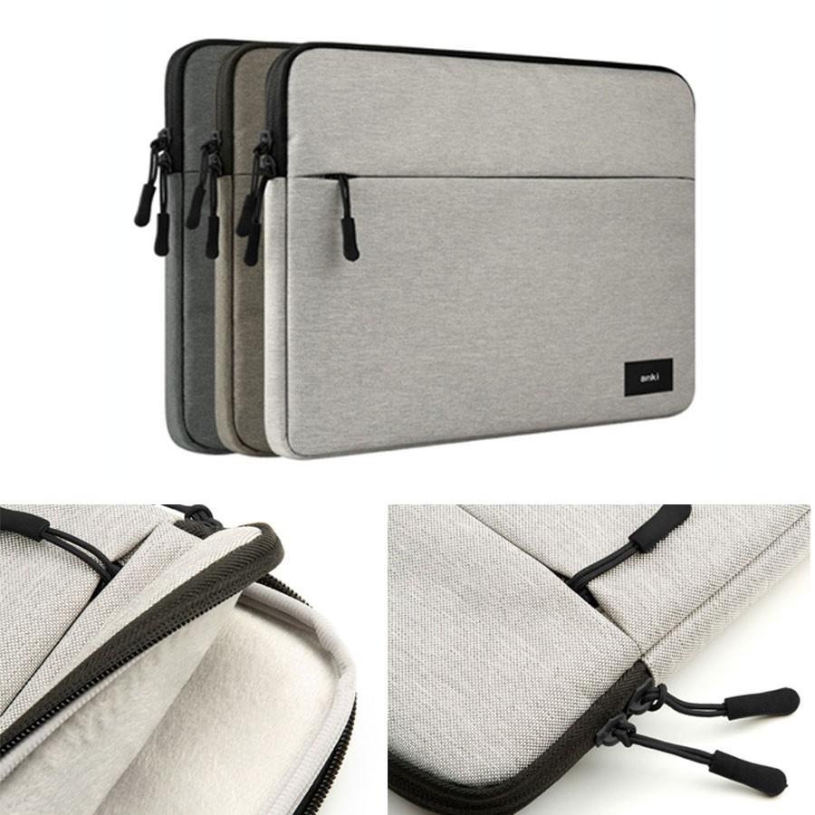 Túi Chống Sốc Laptop/Macbook Anki Chính Hãng 2020