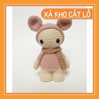 [Handmade] [Xả Hàng] Mini Doll