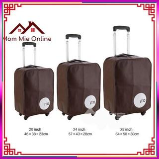 ( Tieumailinh ) ( CC2016 ) Túi bảo vệ vali - bọc vali chống trầy - H001 thumbnail