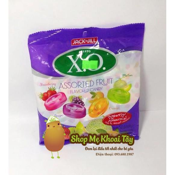 Kẹo XO vị hoa quả mix Thái Lan - 256582142,322_256582142,18000,shopee.vn,Keo-XO-vi-hoa-qua-mix-Thai-Lan-322_256582142,Kẹo XO vị hoa quả mix Thái Lan