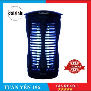 Đèn bắt muỗi ( đèn diệt côn trùng ) Đại Sinh DS-D62 - 6W - Bảo hành 6 tháng - Hàng chính hãng thumbnail