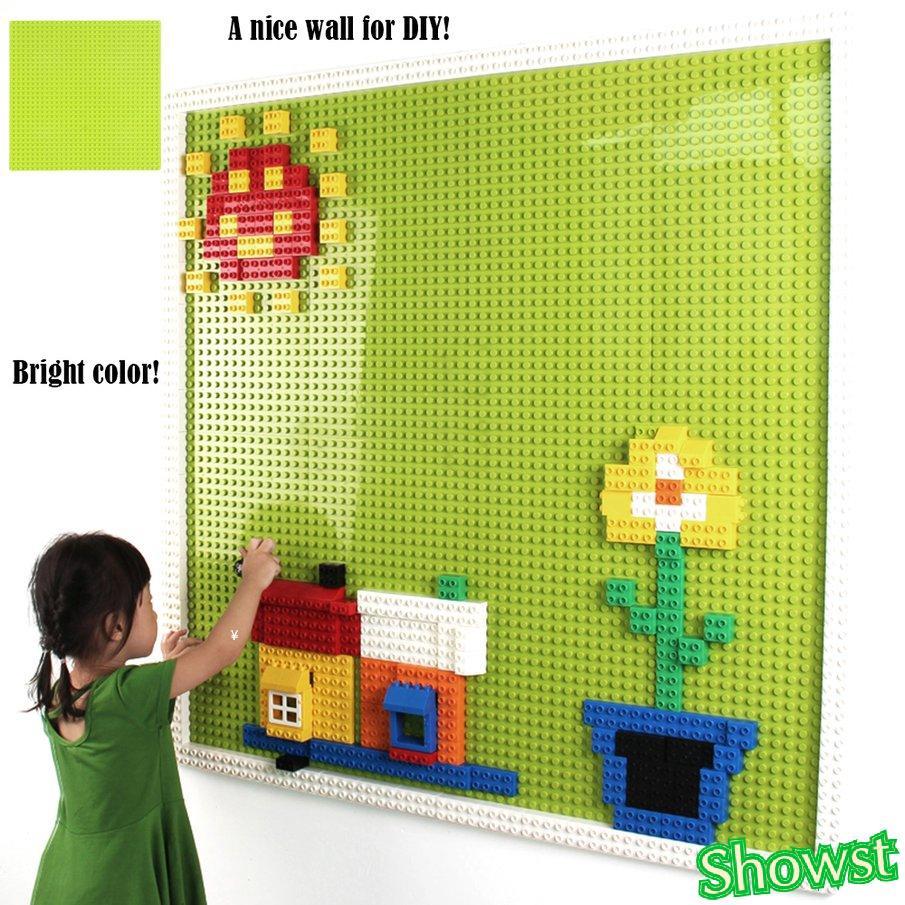 Building Baseplates 32x32 Studs DIY Building Blocks Education Toy For Children