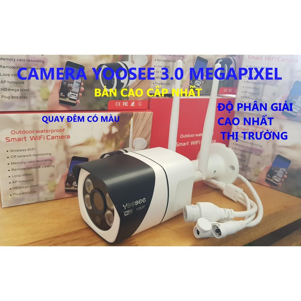 camera cao cấp nhất hiện nay - camera ngoài trời 3.0MPX FULLHD