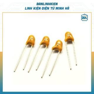 Tụ Tantalum 106F-10UF 16V 20% DIP (1 Chiếc)