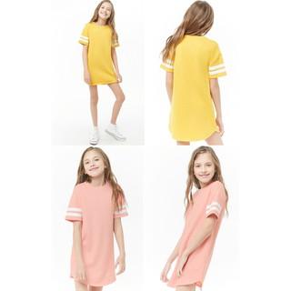 Đầm váy thun da cá bé gái