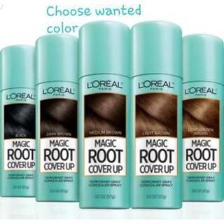 Thuốc nhuộm chân tóc bạc tạm thời Loreal Magic RootCover up thumbnail