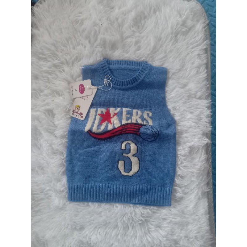 áo gile len cho bé trai,gái