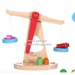 Cân đĩa thăng bằng